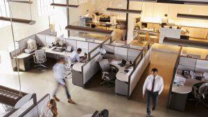 Designing an Office Layout Plan