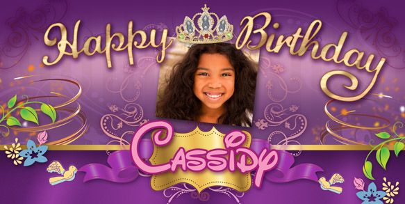 Why Buy Custom Birthday Banners for Party?